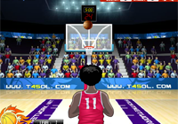 Jeu de basket : nba spirit !