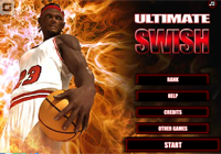 Jeu basket : Ultimate swish